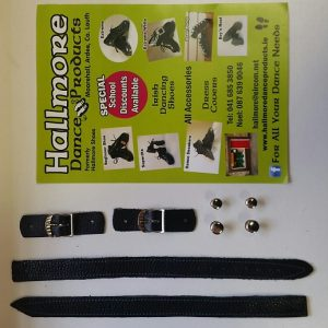 Strap Repair Kit Black